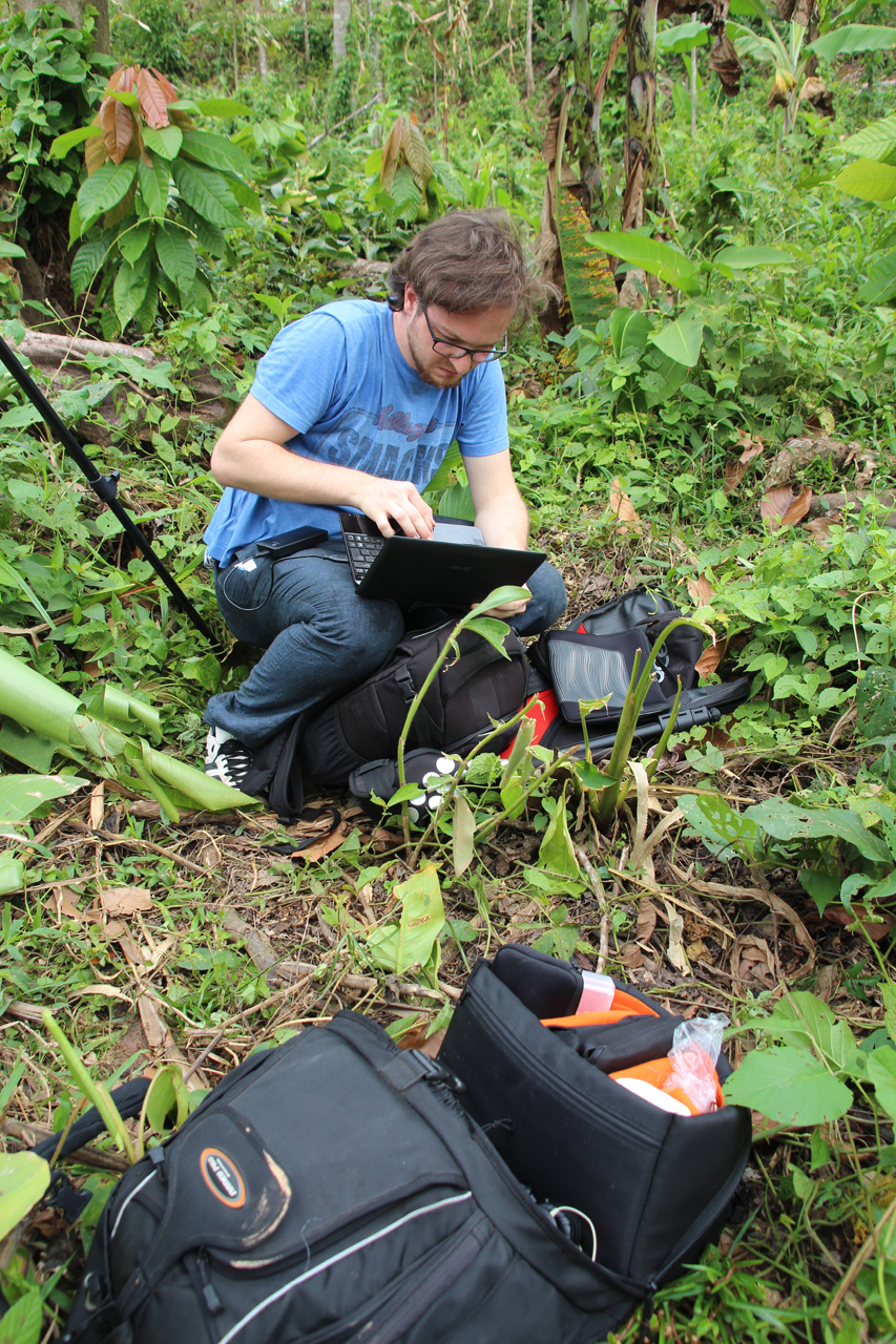 Shortl sichert Daten in Nicaragua