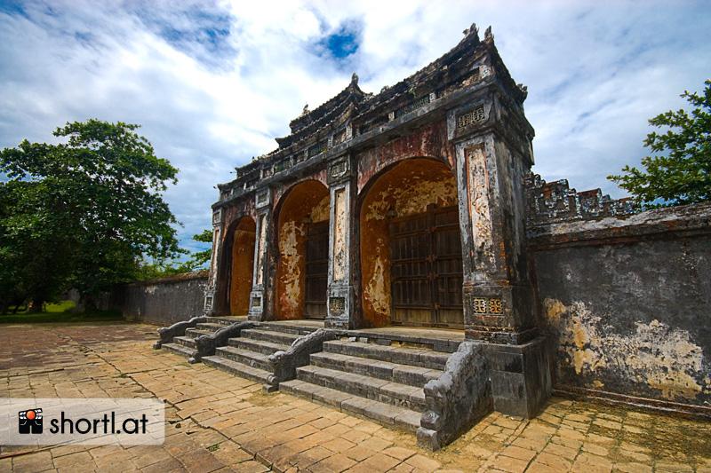 Die Tempelanlagen von Hue