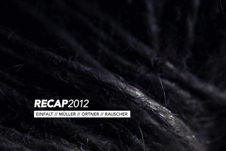 Recap 2012