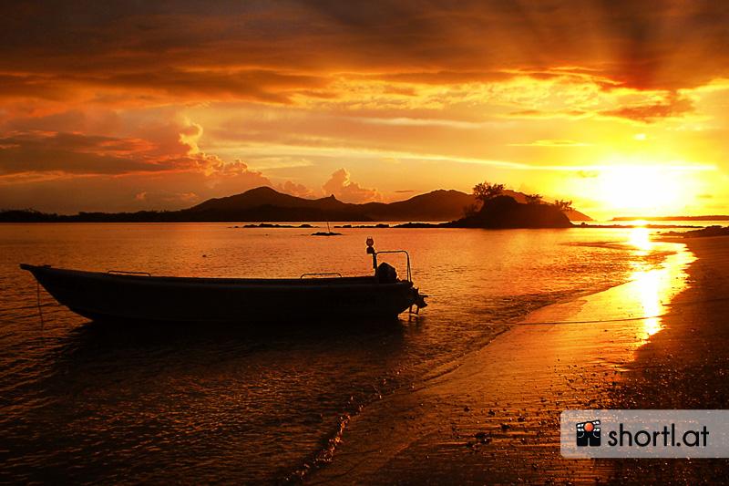 Die Nacula Islands, Fiji Inseln