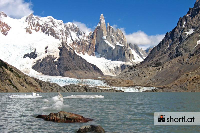 Der Cerro Torre in Patagonien